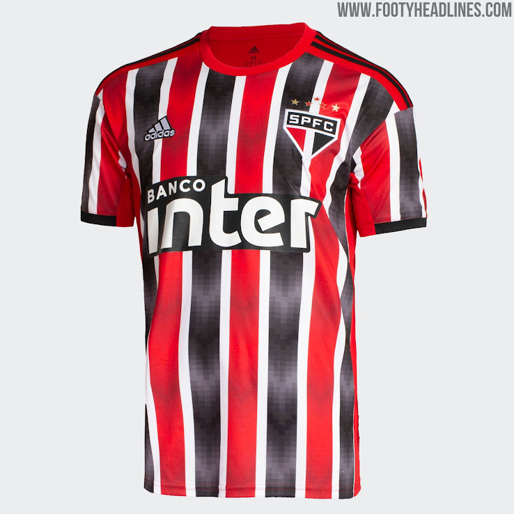 São Paulo 19-20 Away Kit Revealed - Footy Headlines