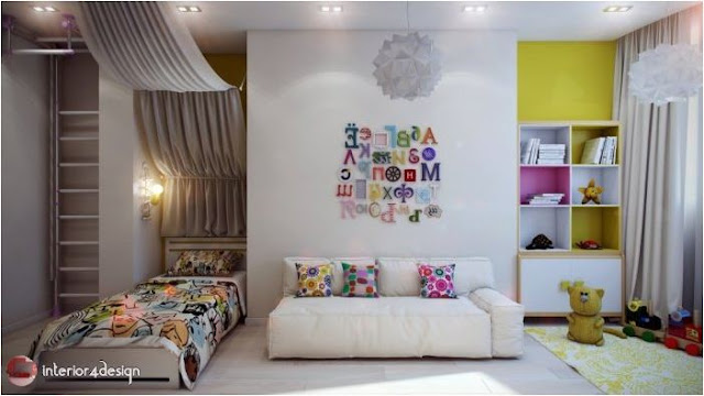 Amazing Decorating Ideas For Kids' Rooms 17