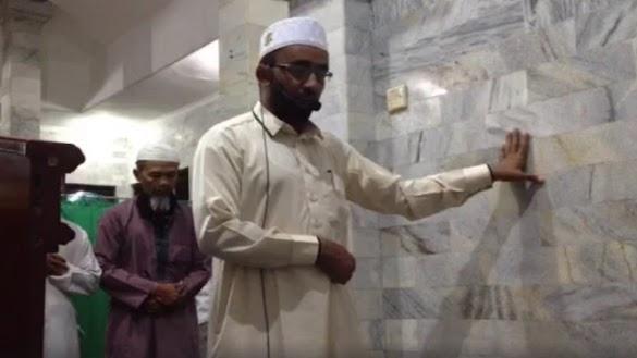 Haru, Ini Alasan Imam Masjid yang Bertahan Shalat saat Gempa
