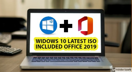 Windows 10 Pro ISO included Office 2019 Download & Install