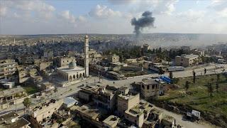 نظام الأسد يسيطر على 18 منطقة مأهولة بالسكان في إدلب
