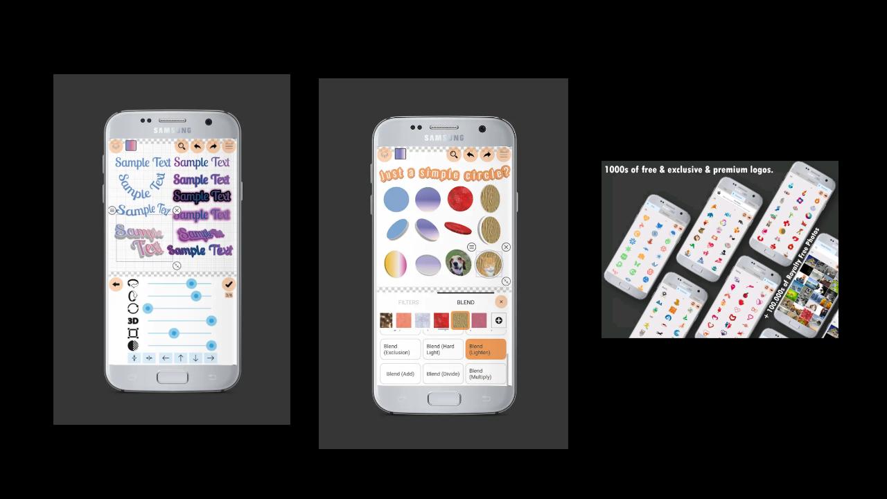 Logo Maker: aplikasi pembuat aplikasi dengan mudah
