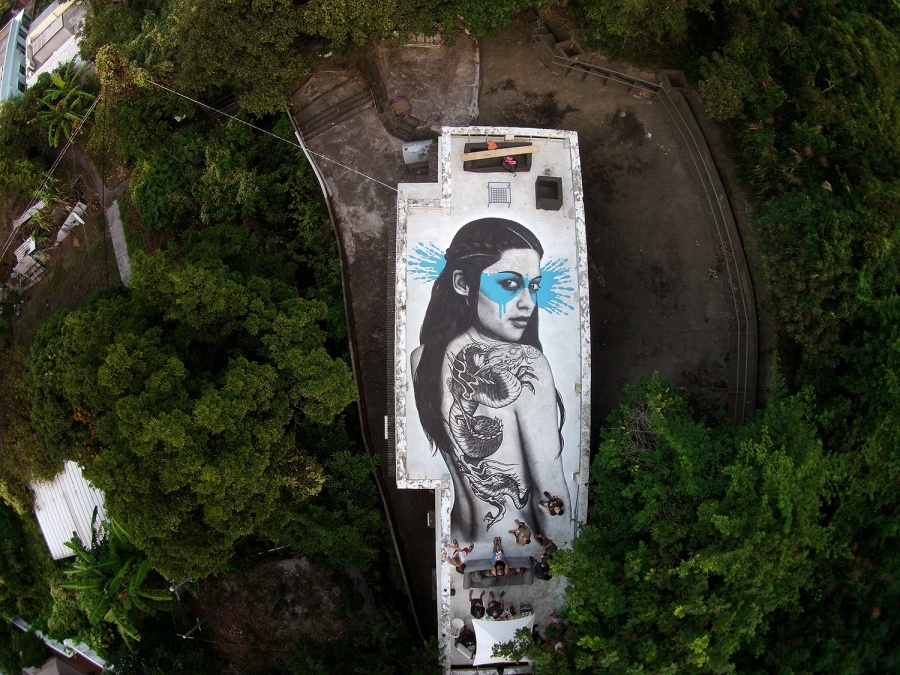 20 works of street art that conquered us in 2015