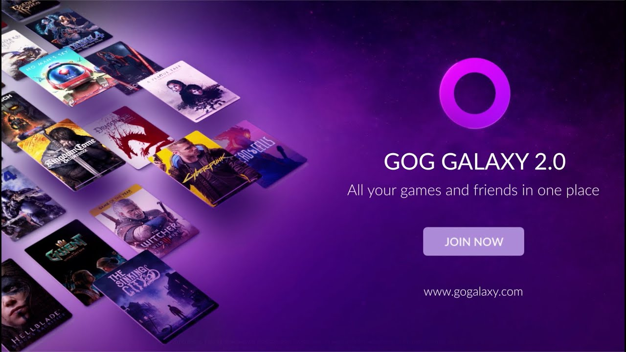 How to use GOG to host games from other platforms
