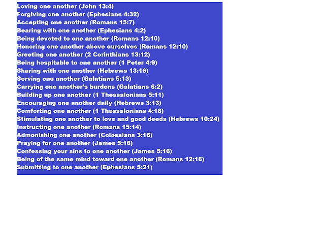 bible verses on relationships - photo #13