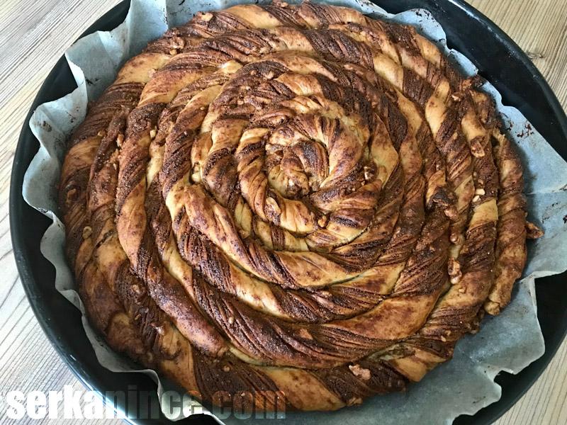 Haşhaşlı Çöreğin En Güzel Hali - Bükme Tarifi
