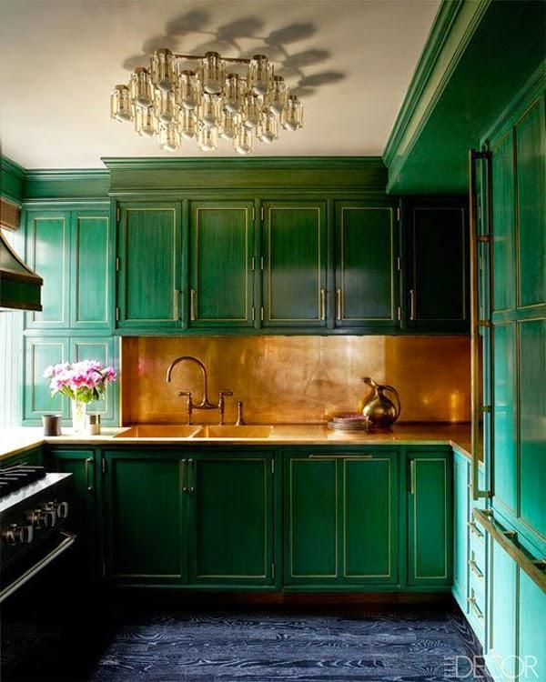 Green Kitchen Dresser: Princess Anne County: 2015...looking Forward
