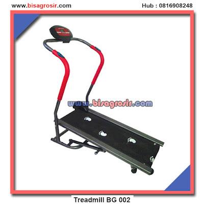 Spesifikasi Treadmill TL 002