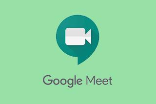 Cara Daftar Dan Menggunakan Google Meet PC Dan Android