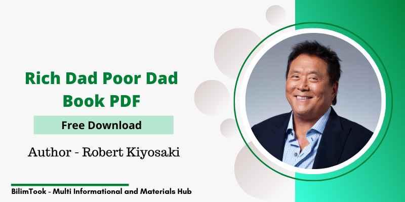 Rich Dad Poor Dad Book PDF Download In English & Hindi