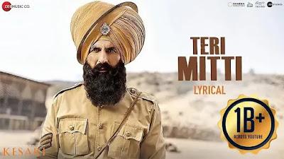 Teri Mitti Lyrics: