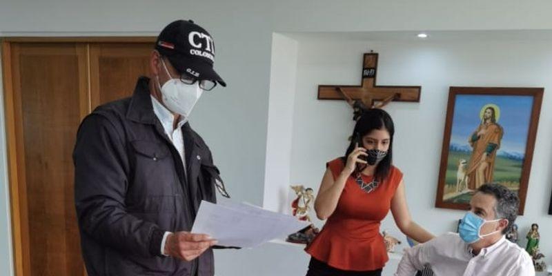 Capturan a Aníbal Gaviria, gobernador de Antioquia, por caso de corrupción