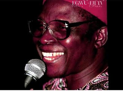 Music: Onuigbo - Osita Osadebe (throwback songs)