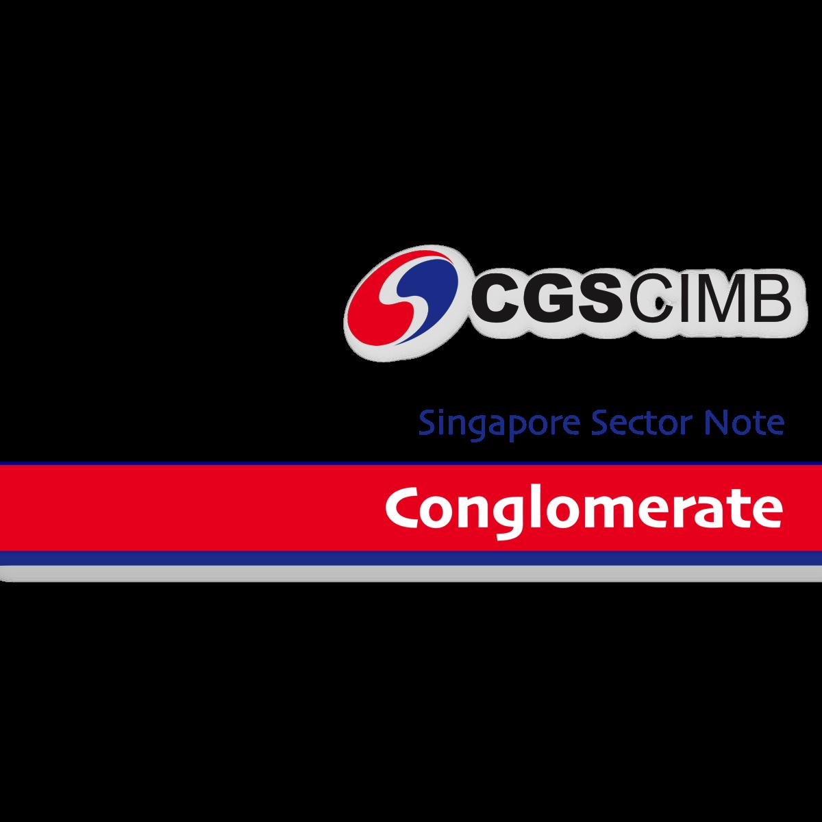 Conglomerate - CGS-CIMB Research | SGinvestors.io