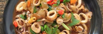Resep Masakan Seafood Cumi Masak Cabai Mudah Dan Enak