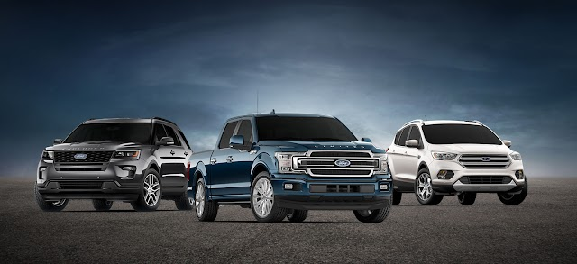 Ford report cars revolution