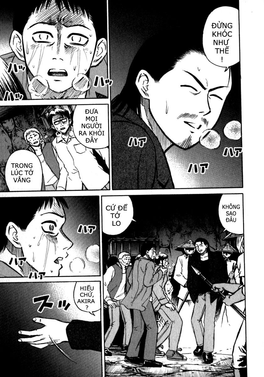 Higanjima chapter 22 trang 9