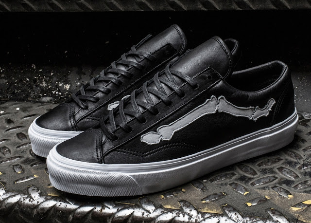 "Blends X Vans Vault Old Skool ""BONES"""