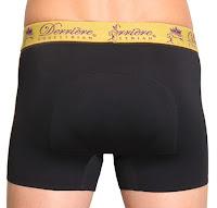 Derriere Equestrian Performance Padded Shorty, male underwear, equestrian underwear, horse riding underwear