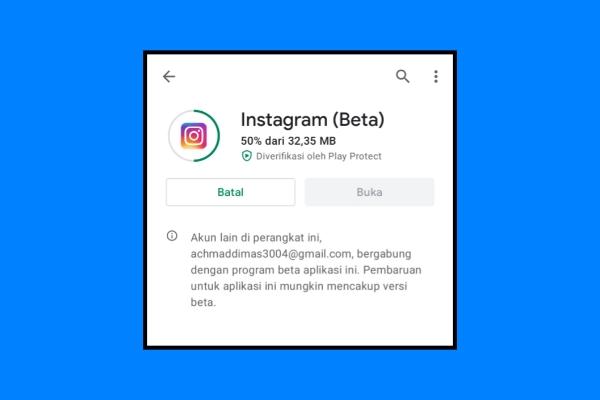 Cara Reply DM Instagram seperti Whatsapp