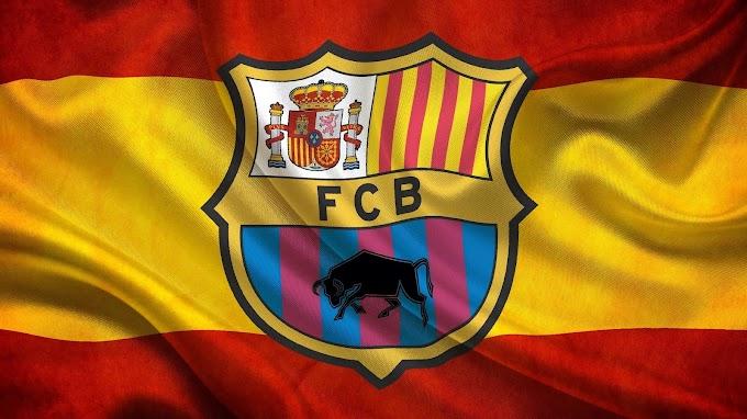 Bandeira FC Barcelona