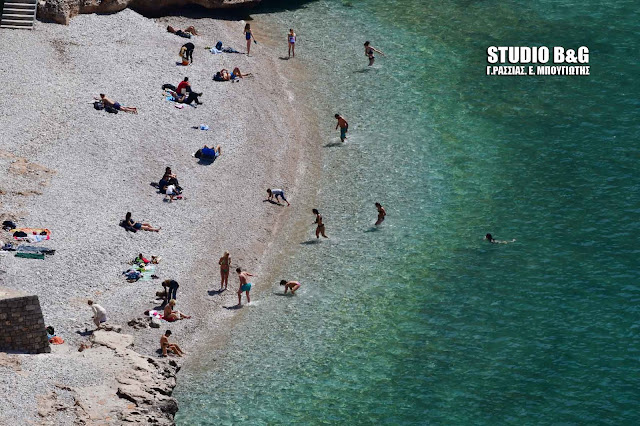 Για πρώτη φορά τον τελευταίο ενάμιση αιώνα τόση ζέστη στην Ελλάδα Γενάρη μήνα