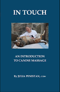 In Touch, An Introduction to Canine Massage by Julia Penistan
