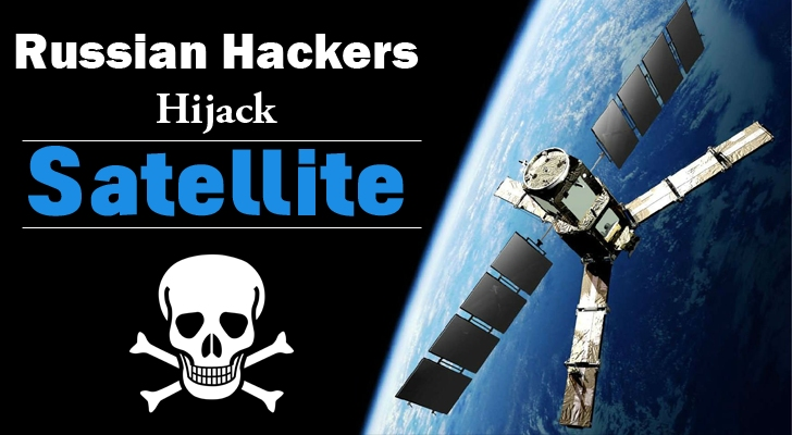 Hijack Satellite