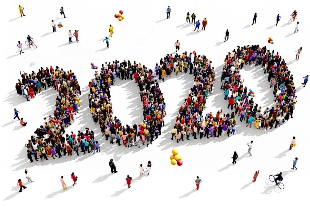 Happy New Year 2020, Graduation Students, Balloon Images