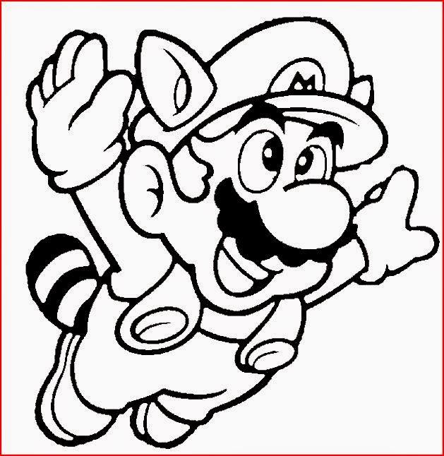 Mario Brothers bros. coloring.filminspector.com