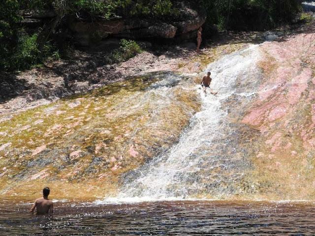 Ribeirão do Meio é um dos picos mais visitados para quem vai até Lençóis (Foto: Chapada Adventure)