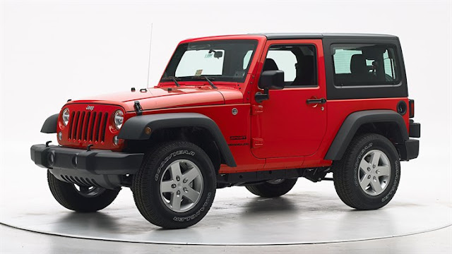2 Door Jeep Wrangler