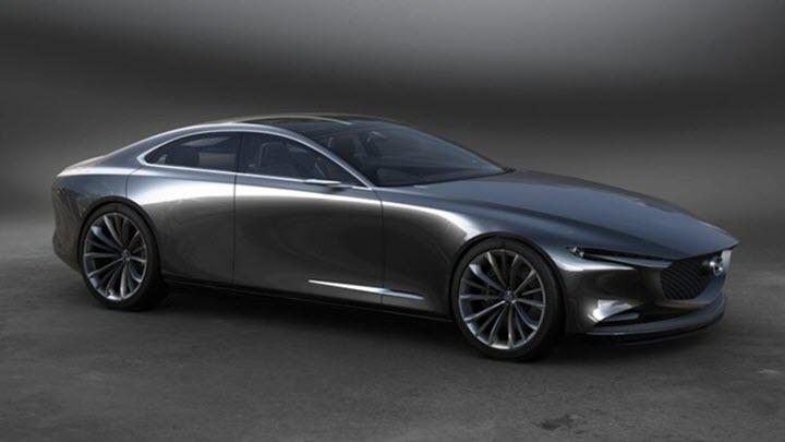 Loạt ôtô dự kiến sẽ ra mắt trong vài năm tới
