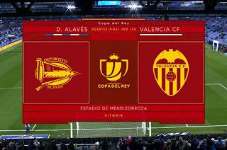 Copa Del Rey Biss Key 25 January 2018
