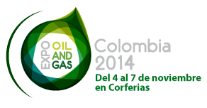 Logo Expo Oil And Gas Colombia 2014