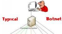 Controllo e scanner anti-botnet per proteggere il computer da minacce hacker