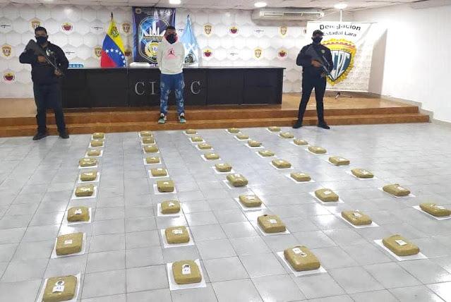 """CAYÓ """"EL TRUJILLO"""" CON DROGA EN PAVIA"""