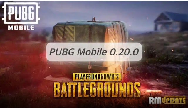 PUBG Mobile erangale 2.0 release date leak