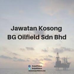 Jawatan Kosong BG Oilfield Sdn Bhd