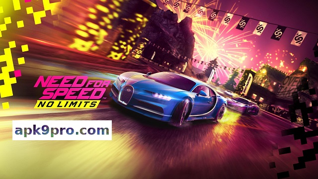 Need for Speed No Limits 4.0.2 Apk + Mod + Data File size 52 MB for android