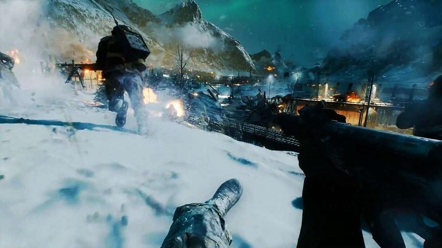 Imagens Battlefield V