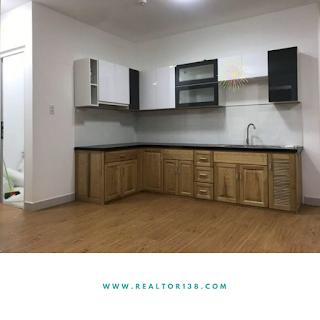 cho thuê tara residence 1 phòng ngủ đầy đủ nội thất