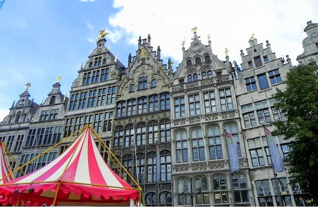 viagem belgica