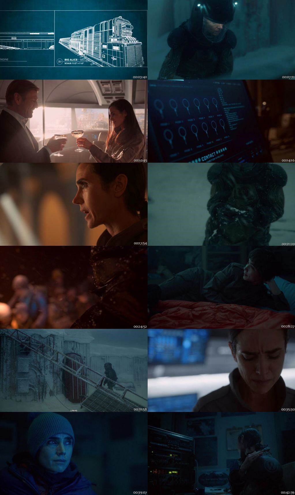 Snowpiercer 2021 S01E06 HDRip 720p Hindi-English