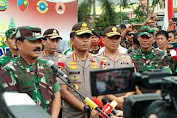 Kapolri Apresiasi Polda Riau dalam Penanganan Karhutla