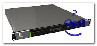 OpO - Setting Satellite Receiver Ericsson RX8200