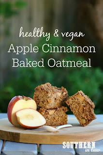 Gluten Free Apple Cinnamon Baked Oatmeal Recipe