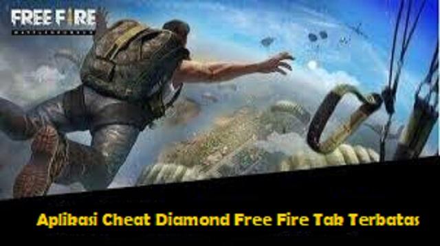 Aplikasi Cheat Diamond Free Fire Tak Terbatas