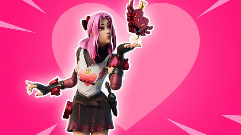 Fortnite: This is how you get the new little heart skin before it appears in the shop