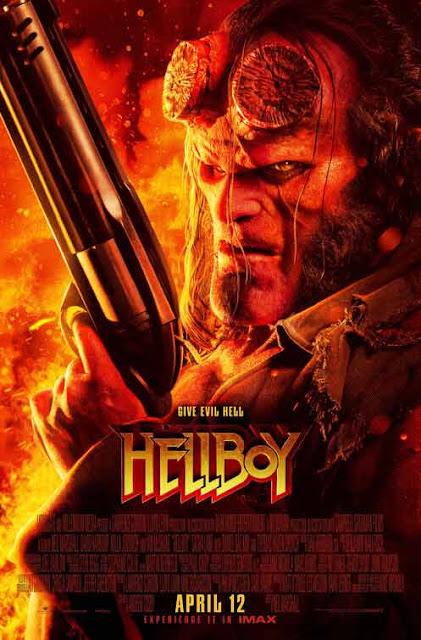 الإصدارات العالية الجودة HD في شهر يوليو 2019 July hellboy 2019